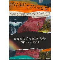Affiche Pop-rock / Folk  MILKY CHANCE © Fnac Spectacles