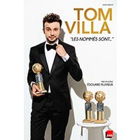 Affiche One man/woman show  TOM VILLA © Fnac Spectacles