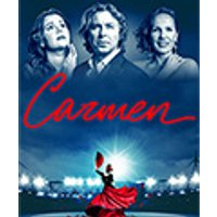 Affiche Opéra  CARMEN : BUS LAVAL + CARRE OR © Fnac Spectacles