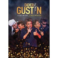Affiche Humoristes  DIDIER GUSTIN © Fnac Spectacles