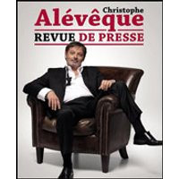 Affiche One man/woman show  CHRISTOPHE ALEVEQUE © Fnac Spectacles