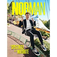 Affiche One man/woman show  NORMAN © Fnac Spectacles