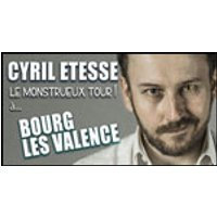 Affiche Jazz  CYRIL ETESSE © Fnac Spectacles