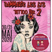 Affiche Salon/Foire  DAMMARIE TATTOO INK © Fnac Spectacles