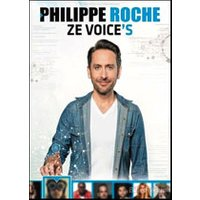 Affiche One man/woman show  PHILIPPE ROCHE © Fnac Spectacles