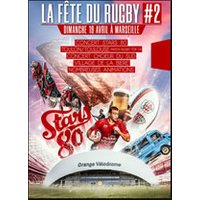 Affiche Rugby  RC TOULON / STADE TOULOUSAIN © Fnac Spectacles