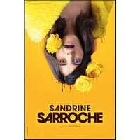 Affiche One man/woman show  SANDRINE SARROCHE © Fnac Spectacles