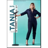 Affiche One man/woman show  TANIA DUTEL © Fnac Spectacles