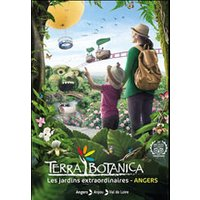 Affiche Parc d'attraction  TERRA BOTANICA © Fnac Spectacles