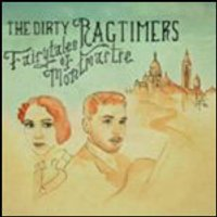 Affiche Jazz  THE DIRTY RAGTIMERS © Fnac Spectacles