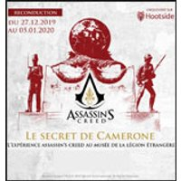 Affiche Musée  ASSASSIN'S CREED © Fnac Spectacles