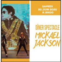 Affiche Restauration/Repas spectacle  DINER SPECTACLE MICKAEL JACKSON © Fnac Spectacles