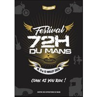 Affiche Danse traditionnelle  FESTIVAL 72H DU MANS -PASS 3 JOURS © Fnac Spectacles