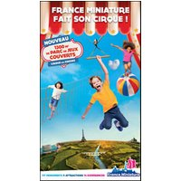 Affiche Parc d'attraction  FRANCE MINIATURE - BILLET NON DATÉ © Fnac Spectacles