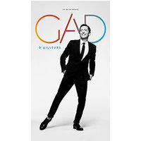 Affiche One man/woman show  GAD ELMALEH © Fnac Spectacles