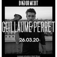 Affiche Jazz  GUILLAUME PERRET + FESTEN © Fnac Spectacles