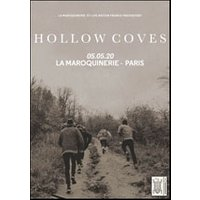 Affiche Musical  HOLLOW COVES © Fnac Spectacles