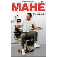 Affiche One man/woman show  MAHE © Fnac Spectacles