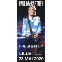 Affiche Pop-rock / Folk  PAUL MCCARTNEY © Fnac Spectacles