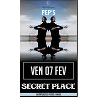 Affiche Rock  PEP'S © Fnac Spectacles