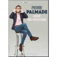 Affiche One man/woman show  PIERRE PALMADE © Fnac Spectacles