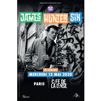 Affiche Pop-rock / Folk  THE JAMES HUNTER SIX © Fnac Spectacles