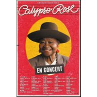 Affiche Variété internationale  CALYPSO ROSE © Fnac Spectacles