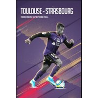 Affiche Football  TOULOUSE FC / RC STRASBOURG © Fnac Spectacles