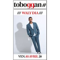 Affiche One man/woman show  WALY DIA © Fnac Spectacles