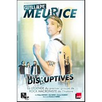 Affiche Humoristes  GUILLAUME MEURICE © Fnac Spectacles