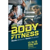 Affiche Salon/Foire  SALON BODY FITNESS 2020 © Fnac Spectacles