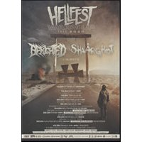 Affiche Hard-rock/Métal  HELLFEST WARM UP TOUR 2020 © Fnac Spectacles