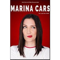 Affiche Humoristes  MARINA CARS © Fnac Spectacles