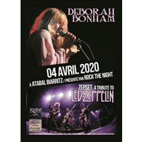 Affiche Rock  LED ZEPPELIN NIGHT © Fnac Spectacles