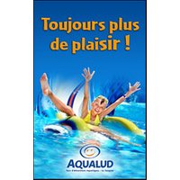 Affiche   AQUALUD © Fnac Spectacles