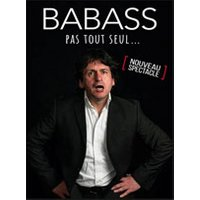 Affiche Humoristes  BABASS © Fnac Spectacles
