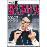 Affiche Grand spectacle  DESPERATE MAMIES © Fnac Spectacles