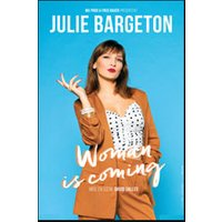 Affiche One man/woman show  JULIE BARGETON © Fnac Spectacles