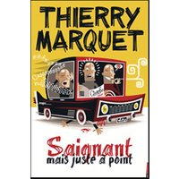Affiche One man/woman show  THIERRY MARQUET © Fnac Spectacles