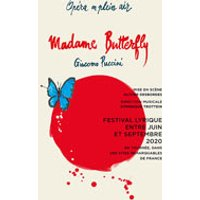 Affiche Opéra  MADAME BUTTERFLY © Fnac Spectacles
