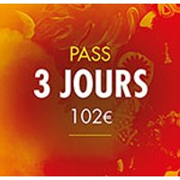 Affiche Pop-rock / Folk  SOLIDAYS 2020 - PASS 3 JOURS 102 © Fnac Spectacles