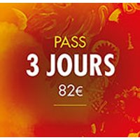 Affiche Pop-rock / Folk  SOLIDAYS 2020 - PASS 3 JOURS 82 © Fnac Spectacles