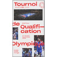 Affiche Handball  TOURNOI QUALIFICATION OLYMPIQUE © Fnac Spectacles