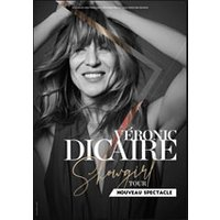 Affiche Grand spectacle  VERONIC DICAIRE © Fnac Spectacles