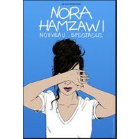 Affiche One man/woman show  NORA HAMZAWI © Fnac Spectacles