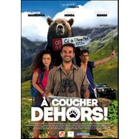 Affiche Humoristes  A COUCHER DEHORS © Fnac Spectacles