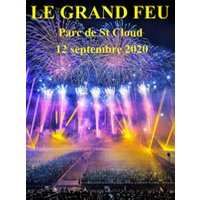 Affiche Grand spectacle  LE GRAND FEU © Fnac Spectacles