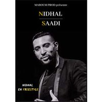 Affiche One man/woman show  NIDHAL SAADI EN FREESTYLE © Fnac Spectacles