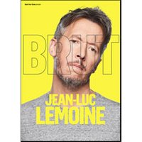 Affiche One man/woman show  JEAN-LUC LEMOINE © Fnac Spectacles