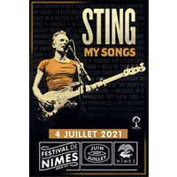Affiche Pop-rock / Folk  STING © Fnac Spectacles